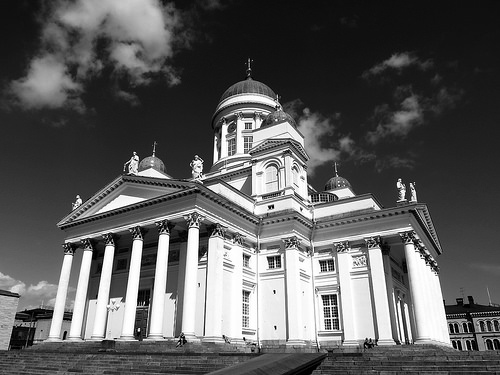 finland building