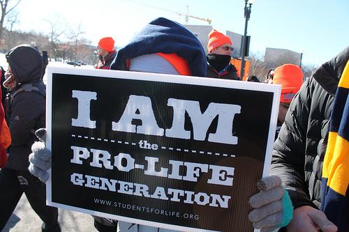 Pro-Life Sign