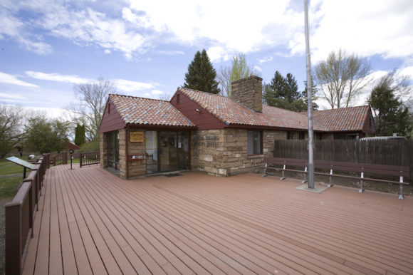 Malheur National Wildlife Refuge Headquarters (Source: Wikimedia)